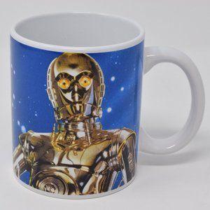 Star Wars C 3PO Ceramic Cup Coffee Mug Galerie